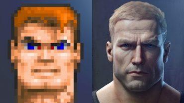 Evolution graphique des jeux vidéos 1952 – 2015